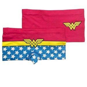 Wonder Woman spandex underwear